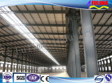Edificio Pre-Dirigido galvanizado sumergido caliente del metal/edificio de la estructura de acero (FLM-004)