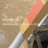 Una buena calidad de malla de alambre de aleación de aluminio