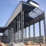 Lattic 구조를 가진 고층 강철 프레임 전 설계된 건물