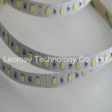 Luz de tira de RoHS LED del CE de la alta calidad SMD5630 24VDC 60LEDs