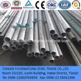 Tubo de soldadura de acero inoxidable para la industria petrolera