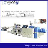 Ligne d'extrusion de profil de PVC/WPC
