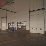 Автоматические промышленные вид в разрезе внутренние ручки дверей гаража для больших складских и логистических проектов