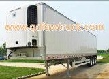 FRP Refrigerator Van Trailer, 50m3 de aanhangwagen van de Ijskast