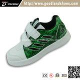Ботинок детей высокого качества, ботинки конька цвета смешивания (16006)