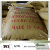 Lignosulfonato de sódio como adição de betão e aditivos de morteiro