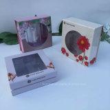 Rectángulo de empaquetado impreso del perfume de Yves Rocher del regalo cosmético del papel