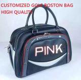 Sacchetto su ordinazione del panno del sacchetto di Boston di golf dell'unità di elaborazione di marchio