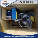 Perforatrice della guida d'acciaio ferroviaria di combustione interna