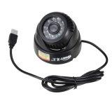 2015新しい小型CCTV TFのカードの夜間視界のカメラ
