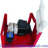 El Adblue Pumpe Kunststoff Mit Zapfpistole Selbstansaugend Membranpumpe Tankstelle