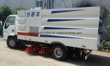 Preço do caminhão da vassoura das rodas LHD 5000L de Isuzu 6
