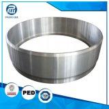 O OEM forjou o anel do rolamento com aço inoxidável (42CrMo/F304/F316)