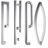 Ajustável para murar o cerco de alumínio do chuveiro da porta deslizante do perfil