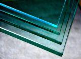 건물 유리 (JINBO)를 위한 명확한 Tempered 또는 박판으로 만들어진 플로트 유리