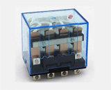 Relais d'usage universel électrique My3 de pouvoir de 11 bornes