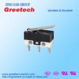 マウスおよび携帯無線電話で使用されるENEC ULのセリウムCQCのSubminiatureマイクロスイッチによって承認される