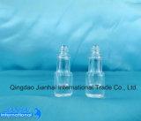 Zylinderförmige Glasflasche für Duftstoff mit Diamant-Muster