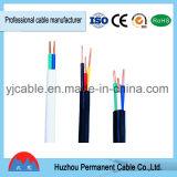 Cable aislado PVC del alambre BVV de la casa de China
