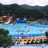 La piscine à vagues de la soufflante d'Aqua Park