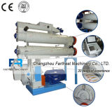High Output 12t / H Ring Die Aquático Feed Pellet Mill