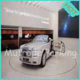 Placa de giro do estacionamento do carro do indicador (MU-CTT)