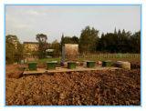 De ondergrondse Installatie van de Behandeling van het Water van het Afval met ISO9001