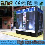 Scheda esterna del contrassegno dello Tri-Schermo LED di alta qualità di pubblicità commerciale
