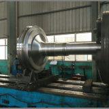 De zware Schacht van het Smeedstuk, de HoofdSchacht van de As voor de Machine van de Papierfabricage