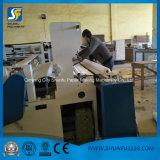 トイレットペーパーロール巻き戻す機械自動浮彫りになることおよび印刷