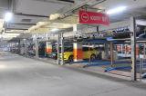 Sistema meccanico Verticale-Orizzontale di parcheggio con il funzionamento facile