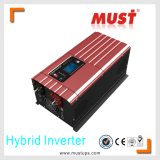 Solar ibrido Inverter 2000W Solar Inverter con PWM Solar Controler Build Inside