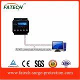 LCD de Teller van de Bliksem Communiction van de Vertoning RS485
