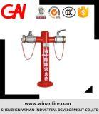 Hydrant/Brandkraan de de van uitstekende kwaliteit van het Schuim voor het Systeem van de Brand van het Schuim