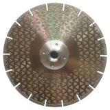 O diamante segmentado Electroplated viu a lâmina com proteção segmentar (JL-EDBSP)