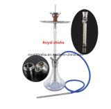 2016 Vente chaud en acier inoxydable accessoires en verre narguilé Shisha