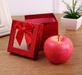 صنع وفقا لطلب الزّبون وبالجملة شفّافة [كريستمس ف] [أبّل] [بكينغ بوإكس], عيد ميلاد المسيح [جفت بوإكس], [جفت بوإكس] لطيفة
