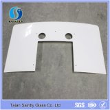 Клобуки ряда Shandong 6mm экстренные ясные изогнутые стеклянные