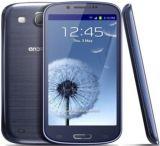 Dual Core 1.2G 4,7 pouce Qhd 960*540 WCDMA WiFi GPS double carte SIM de téléphone mobile