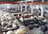 A estaca da precisão da cabeça do dobro da indicação digital do CNC considerou para perfis de alumínio industriais