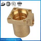 Peças fazendo à máquina do CNC do bronze do OEM do torno do CNC/aço inoxidável/liga/alumínio