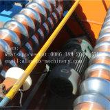 装置を形作る電流を通された鋼鉄屋根ふきシートの屋根のパネルのプロフィールロール