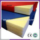 Ginásio resistente de alta qualidade do tapete do piso de PVC tapete ginástica dobrável
