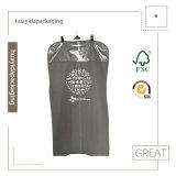 Pp.-nicht gesponnene Kleid-staubdichte Beutel für Verpackungs-Klagen