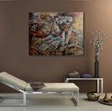 Peinture à l'huile de cheval décoratif