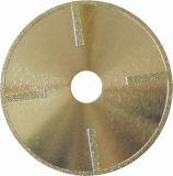 A RIM Electroplated contínua Blade para Marble