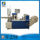 Vendas Shunfu guardanapo imprimir papel com relevo de máquinas de dobragem