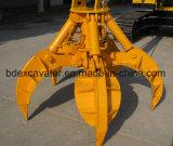 madera 15ton/caña de azúcar/metal amarillo/cargadora inútil