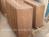 G562 Maple Red Granite Colonne Cap / Skin / Base