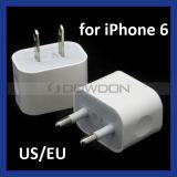 5V 2A EU wir Stecker Wechselstrom-Hauptwand-Aufladeeinheit für iPad USB-Energien-Adapter